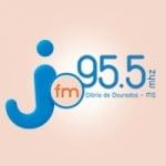 Logo da emissora Rádio Paiaguás Jota FM 95.5