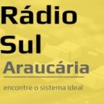 Logo da emissora Rádio Sul Araucária