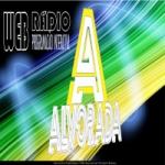 Logo da emissora Alvorada 88 FM