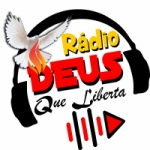 Logo da emissora Rádio Deus Que Liberta