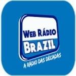 Logo da emissora Web Rádio Brazil