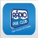 Logo da emissora Rádio Pax Club