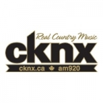 Logo da emissora Radio CKNX 920 AM