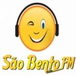 Logo da emissora Rádio São Bento 104.9 FM