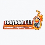 Logo da emissora Belfield 97.3 FM