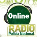 Logo da emissora Radio Policía Nacional Online