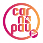 Logo da emissora Rádio Carnapau