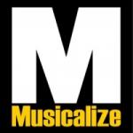 Logo da emissora Musicalize