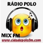 Logo da emissora Rádio Polo Mix FM