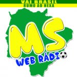 Logo da emissora MS Web Rádio