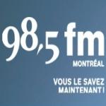 Logo da emissora Radio CKOO 98.5 FM