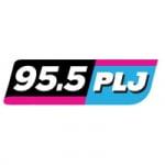 Logo da emissora Radio WPLJ 95.5 FM