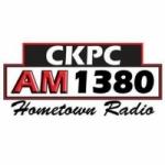 Logo da emissora Radio CKPC 1380 AM