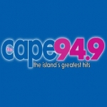 Logo da emissora Radio CKPE The Cape 94.9 FM