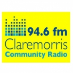 Logo da emissora Claremorris Community Radio 94.6 FM