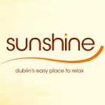 Logo da emissora Sunshine 106.8 FM