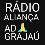Logo da emissora Rádio Aliança AD Grajaú