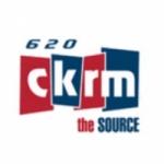 Logo da emissora Radio CKRM 620 AM