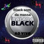 Logo da emissora Rádio Balada Black
