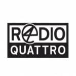 Logo da emissora Rádio Quattro