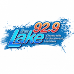 Logo da emissora Radio KHLA The Lake 92.9 FM