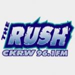 Logo da emissora Radio CKRW The Rush 610 AM
