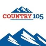 Logo da emissora Radio CKRY Country 105 FM