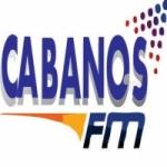 Logo da emissora Rádio Cabanos  FM