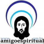 Logo da emissora Web Rádio Amigo Espiritual