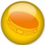 Logo da emissora Rádio Jovem Pagode