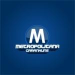 Logo da emissora Metropolitana Garanhuns