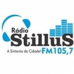 Logo da emissora Rádio Stillus