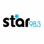 Logo da emissora Radio CKSR Star 98.3 FM