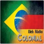 Logo da emissora Web Rádio Colonial