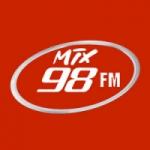 Logo da emissora Rádio Mix 98 FM