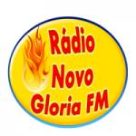 Logo da emissora Novo Glória