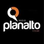 Logo da emissora Rádio Planalto 1110 AM