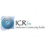 Logo da emissora Inishowen Radio