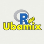 Logo da emissora Rádio Ubamix