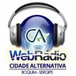 Logo da emissora Cidade Alternativa