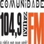 Logo da emissora Rádio Comunidade Friburgo 104.9 FM