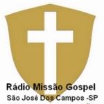 Logo da emissora Rádio Missão Gospel