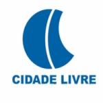 Logo da emissora Rádio Cidade Livre