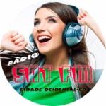 Logo da emissora Rádio Sat FM