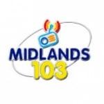 Logo da emissora Midlands 103 FM