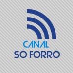Logo da emissora Canal Só Forró
