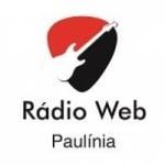 Logo da emissora Rádio Web Paulínia