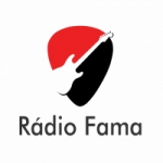 Logo da emissora Rádio Fama Paulínia