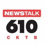 Logo da emissora Radio CKTB 610 AM