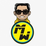 Logo da emissora Metropolitana Web